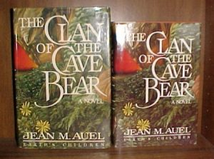 BCE and non-BCE versions of Clan of the Cave Bear