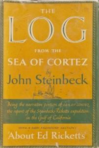 Steinbeck Cortez cover