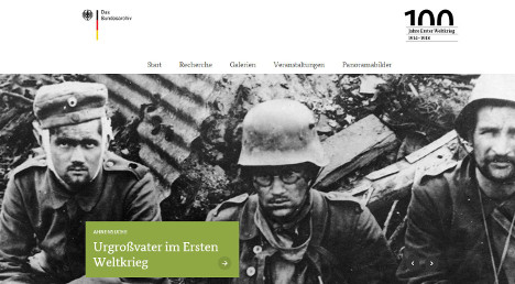 german archive