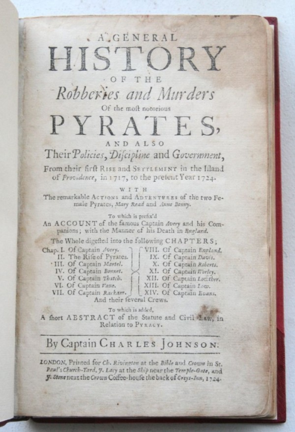 History of Pyrates