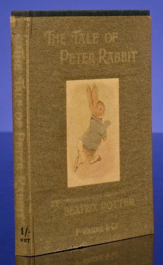 Peter Rabbit First Edition