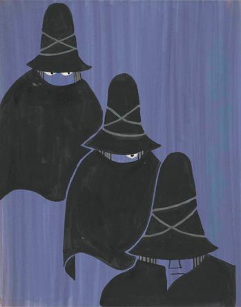 Tomi Ungerer, Untitled, 1961