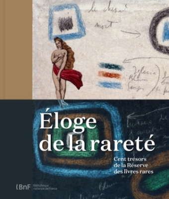 Catalog cover for Éloge de la rareté