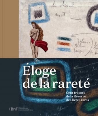 Catalog cover for Éloge de la rareté