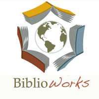 biblioworks logo #givingtuesday on biblio