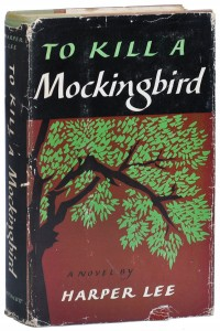 This 1st edition, 1st printing of To Kill a Mockingbird is listed by Captain Ahab's Rare Books.