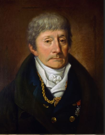 Portrait of Salieri by Joseph Willibrord Mähler. Source: Wikimedia Commons