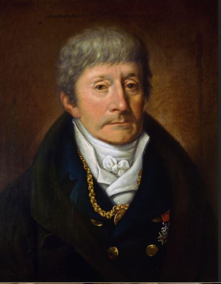 Portrait of Salieri by Joseph Willibrord Mähler. Source: Wikimedia Commons