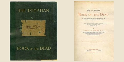 Trending on Biblio: The Egyptian Book of the Dead
