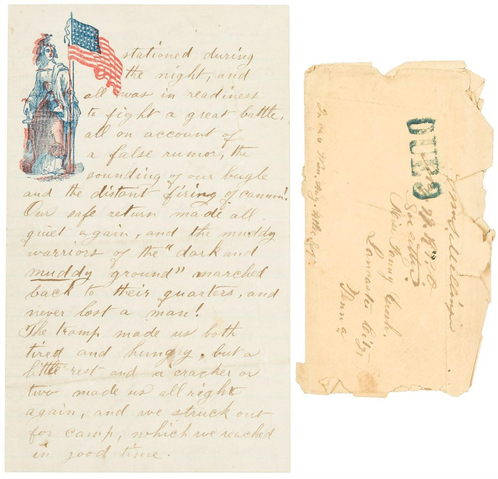 Civil War POW's Archive Comes to Light