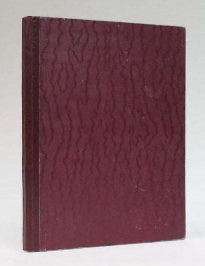 agatha christie manuscript notebook - by lucius books on biblio.com