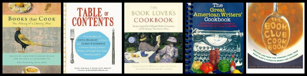 7 Cookbooks to Inspire any Bibliophile - from the blog of Biblio.com