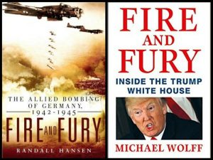 From Bibliology (the blog of Biblio) Fire and Fury: Your Friendly Reminder to Search for Trump-Related Titles by ISBN, Not Title