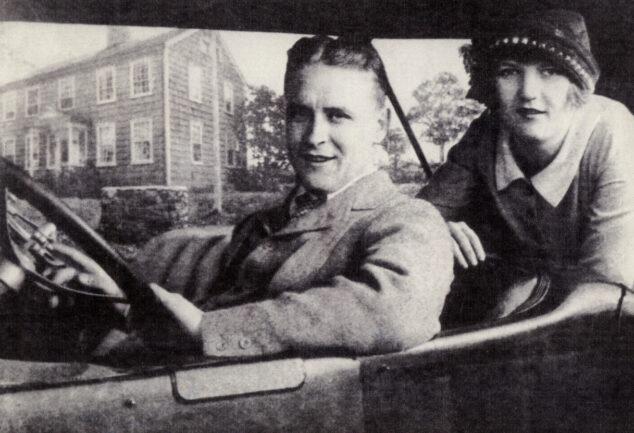 F._Scott_and_Zelda_Fitzgerald_Motor_Magazine_Summer_1920
