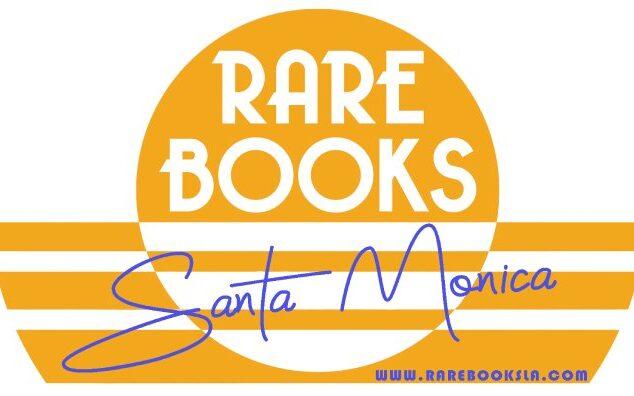 Rare Books Santa Monica