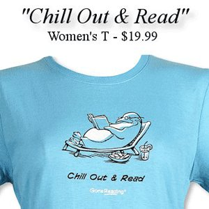 Chill Out and Read T-shirt