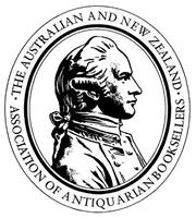 logo of Australian and New Zealand Association of Antiquarian Booksellers