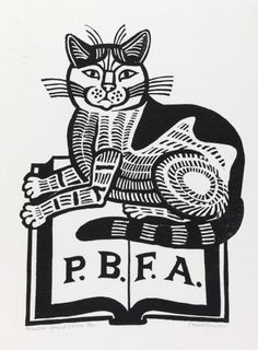 Provincial Booksellers' Fairs Association logo